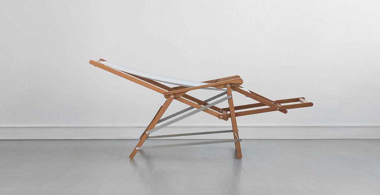 Numerouno sedia pieghevole di design for Sedia design pieghevole